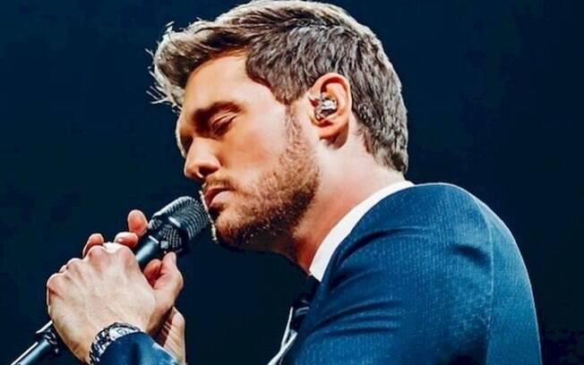 Michael Bublé: turnê do cantor no Brasil é novamente adiada