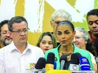 """Sigla. Marina disse que sua filiação ao PSB é temporária, mas afirmou não pretende ser a fiadora da Rede: """"Não dependam do meu carisma"""""""