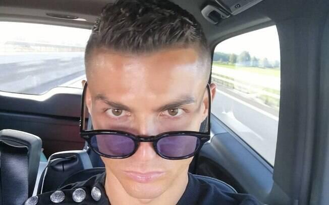 Cristiano Ronaldo se tornou a pessoa mais popular no Instagram