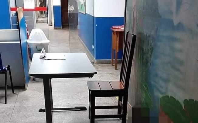 O detento tentou fugir da delegacia, localizada em Parintins.