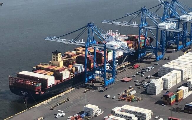 Autoridades da Filadélfia apreenderam 16,5 toneladas de cocaína em porto da cidade