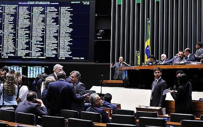 Votação para substituir Eduardo Cunha na presidência da Casa deve ocorrer na quarta-feira (13)
