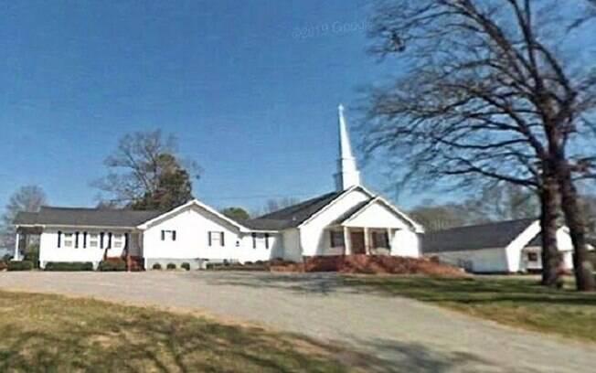 Igreja Batista Missionária Warrior Creek, no Alabama (EUA)
