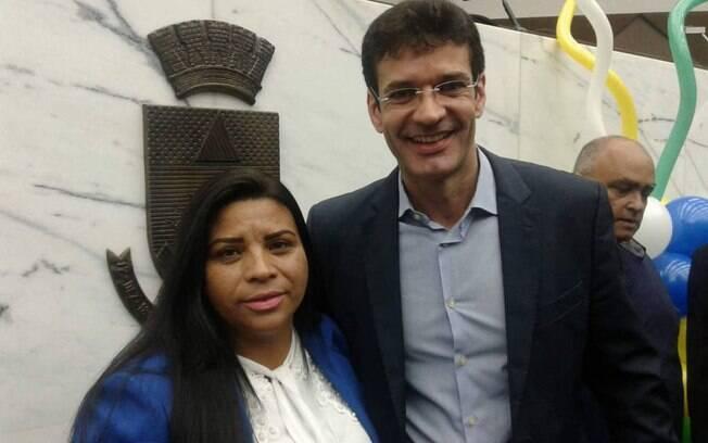Zuleide Oliveira acusou o ministro do Turismo, Marcelo Álvaro Antônio, de comandar esquema de candidaturas laranjas e MG