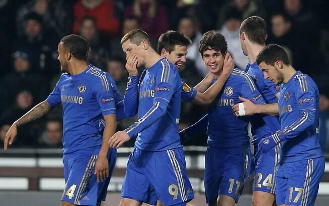 O Chelsea é o líder do ranking da IFFHS