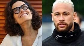 Neymar vai à Justiça contra Zélia Duncan após ser criticado