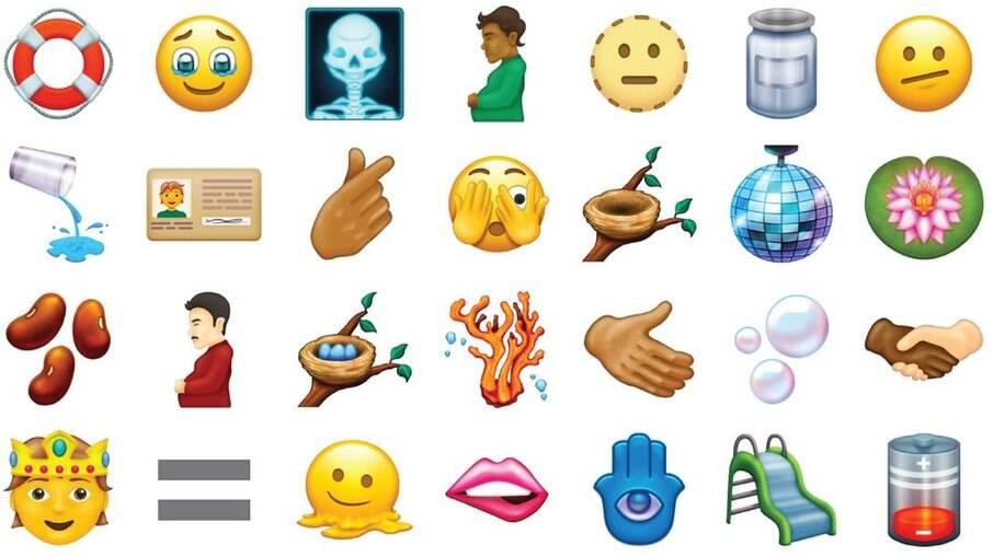 Novos emojis refletem diversidade e mudanças sociais