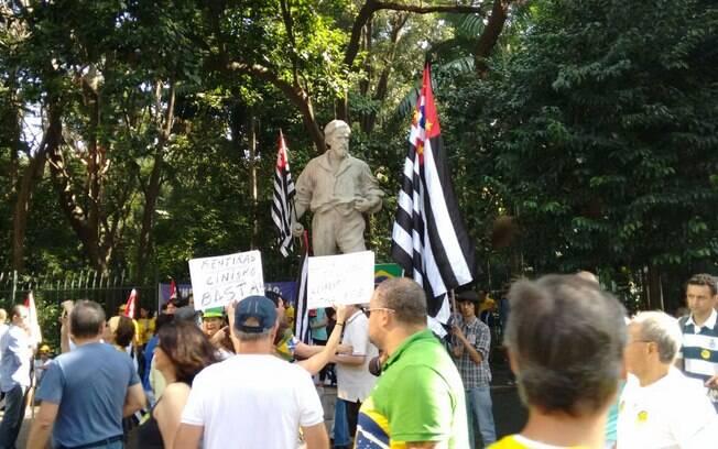 Movimento Separatista em São Paulo