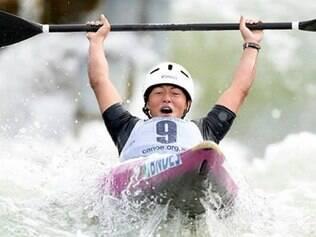 Ana Sátila é uma das favoritas ao título do Mundial sub-23 de canoagem