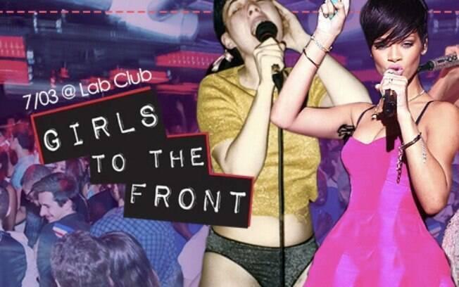 Girls To The Front terá staff majoritariamente feminino e músicas cantadas por mulheres