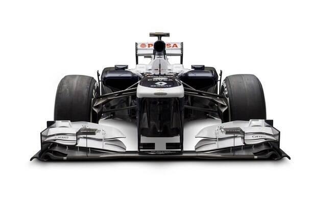 Novo carro da equipe Williams para temporada  2013 da Fórmula 1