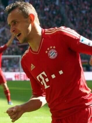 Rafinha é multicampeão no Bayern