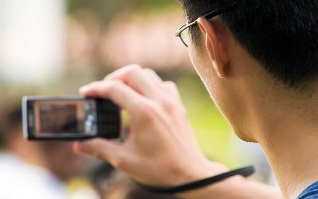 Os aplicativos como Instagram estão despertando o lado fotógrafo dos internautas brasileiros e internacionais