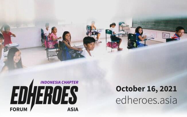 Movimento Global EdHeroes Está se Expandindo para a Indonésia e Ásia, com o Objetivo de Criar o Novo Paradigma do Mundo da Educação