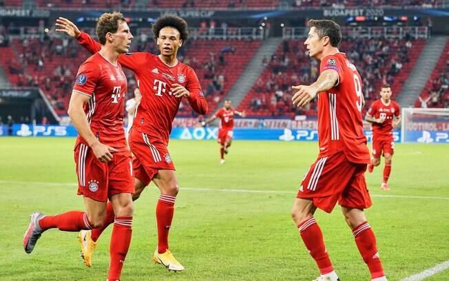 Bayern x Sevilla