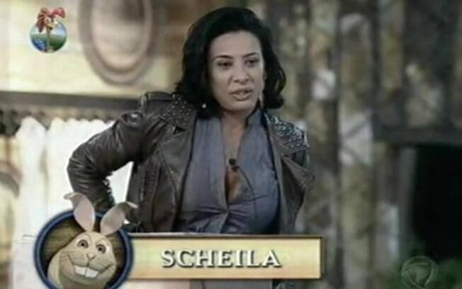 Scheila Carvalho afirma que já perdoou uma traição
