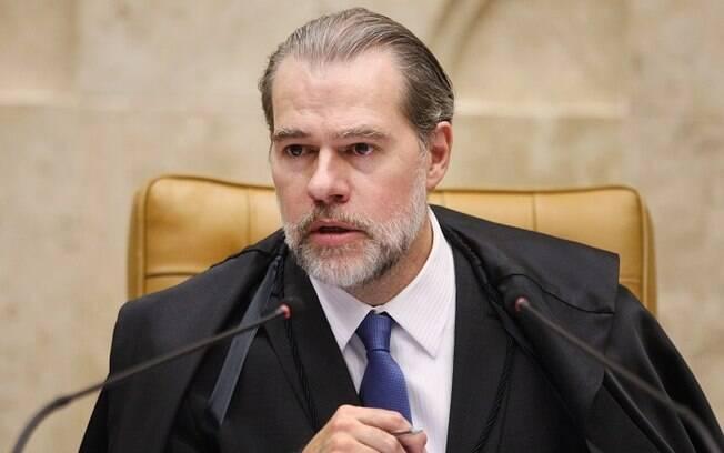 Toffoli impediu buscas no gabinete do senador.