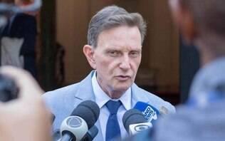 Crivella entrega sua defesa à comissão processante da Câmara do Rio
