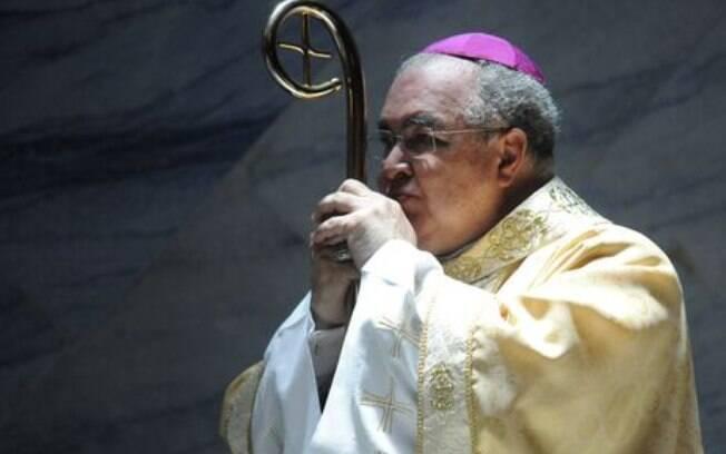 O arcebispo do Rio de Janeiro, dom Orani Tempesta