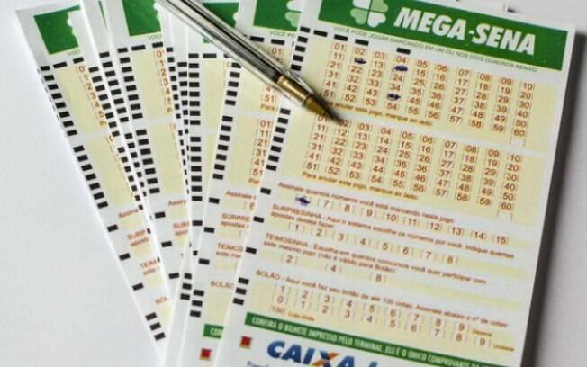bilhete Mega-Sena