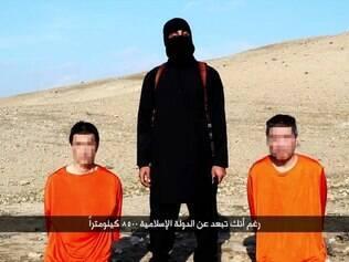 Integrante do Estado Islâmico aparece em vídeo com dois reféns japoneses e exige 200 milhões de dólares para libertá-los