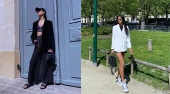 Maxi blazer se adapta a diversos estilos; saiba como usar