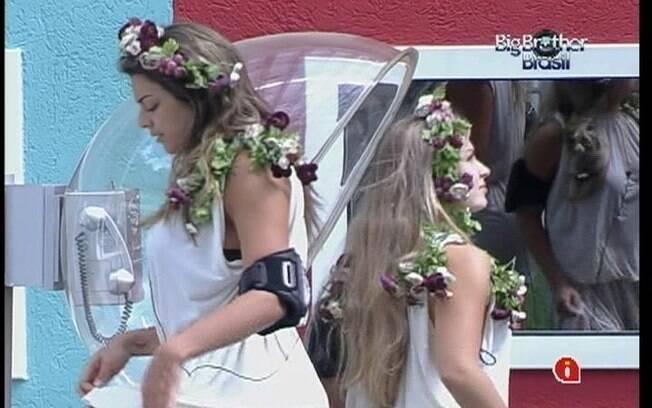 Renata e Monique cumprem mais uma vez o Castigo do Monstro