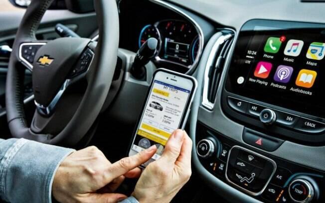 Maven da GM: compartilhamento de carros está sendo testado também no Brasil