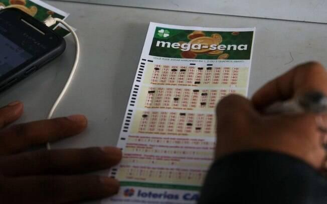 Ninguém acerta as dezenas e Mega-Sena acumula em R$ 12 mi