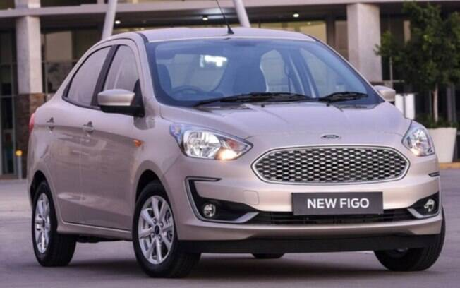 Ford Ka Sedan: na Índia, modelo se chama Figo, mas o visual será o mesmo adotado no Mercosul