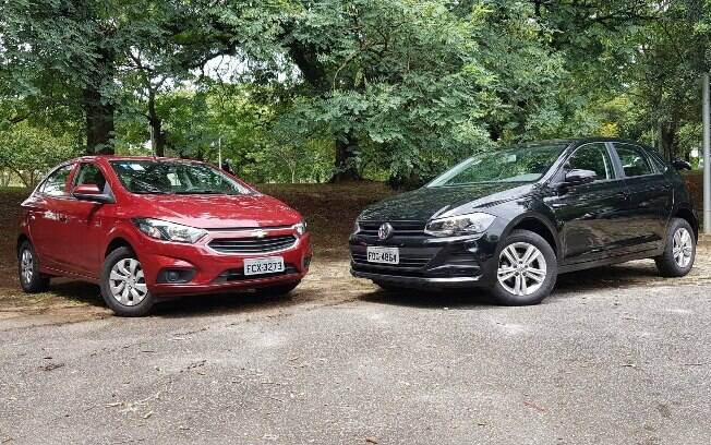 Chevrolet Onix segue o mais vendido do segmento dos hatches compactos, mas não cresce em números como o Polo
