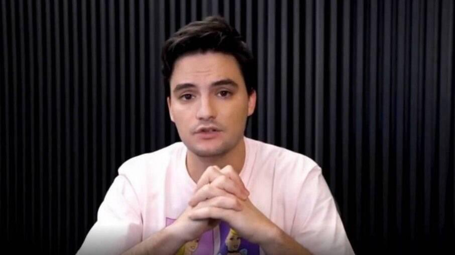 Felipe Neto criticou fala do ministro da Economia, Paulo Guedes