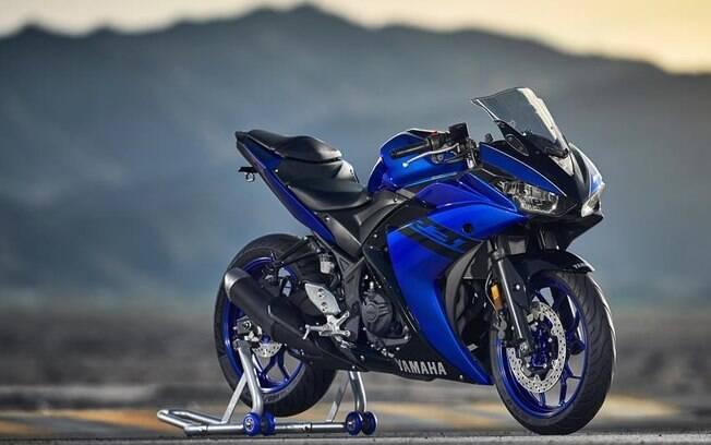 Yamaha R3 é a esportiva mais acessível da montadora japonesa. Veja as atualizações
