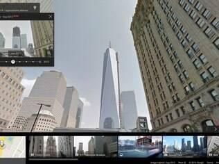 Google Street View mostra evolução da construção da Freedom Tower, em Nova York