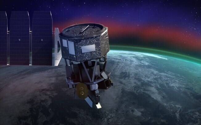 Com dois anos de atraso, satélite foi lançado na noite desta quinta-feira