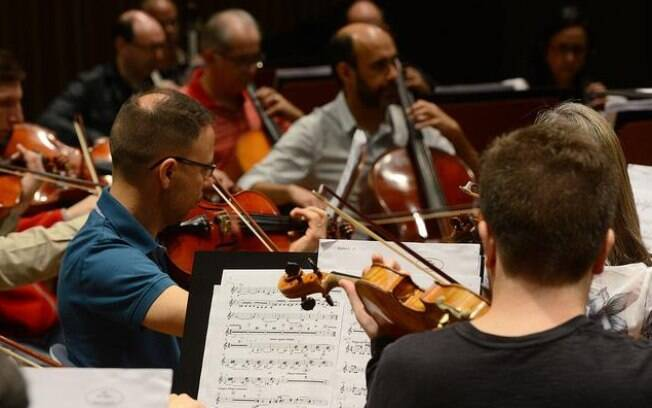Orquestra Sinfônica de Campinas cedeu parte do patrocínio para criação de Edital.