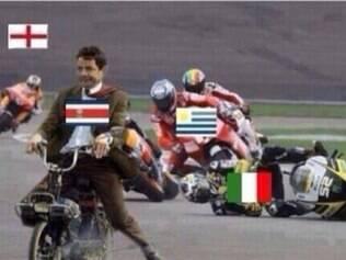 Corrida do britânico Mr Bean: duas vitórias da Costa Rica,  Itália surpreendida e eliminação da Inglaterra