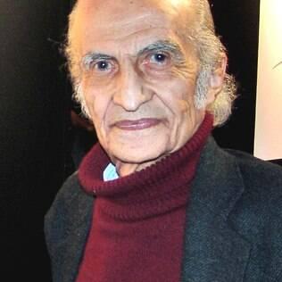 Jorge Loredo, que tem 89 anos, está internado no Rio