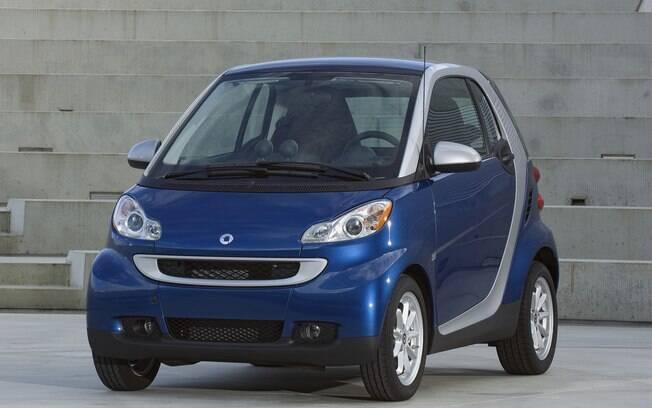 A Smart, divisão de carros pequenos da Mercedes-Benz, começou com o diminuto ForTwo