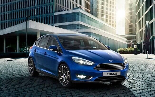 Ford Focus: Apesar das mudanças visuais não terem sido o foco, agora os clientes poderão ter mais por menos
