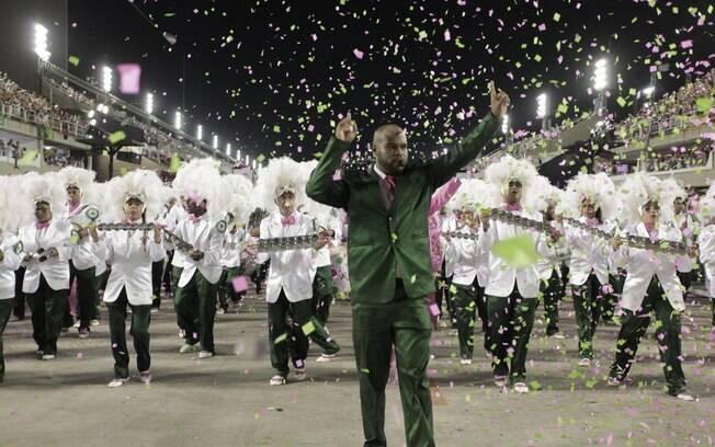 Após um jejum de 14 anos, a Mangueira voltou a vencer o carnaval carioca