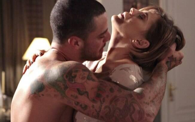 Bárbara Paz em ''Amor à Vida''