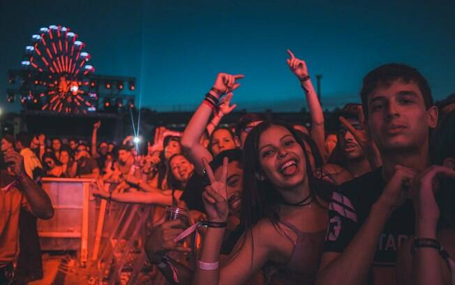 Público curte noite de show no Festival Lollapalooza 2018