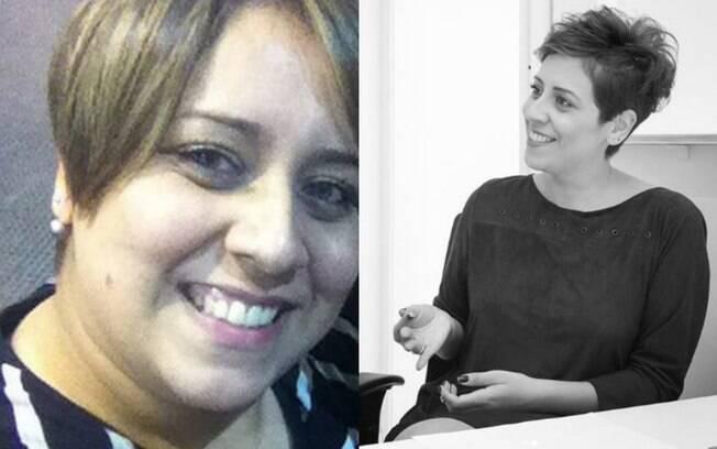 Vanessa mostra na rede social um antes e depois de perder peso