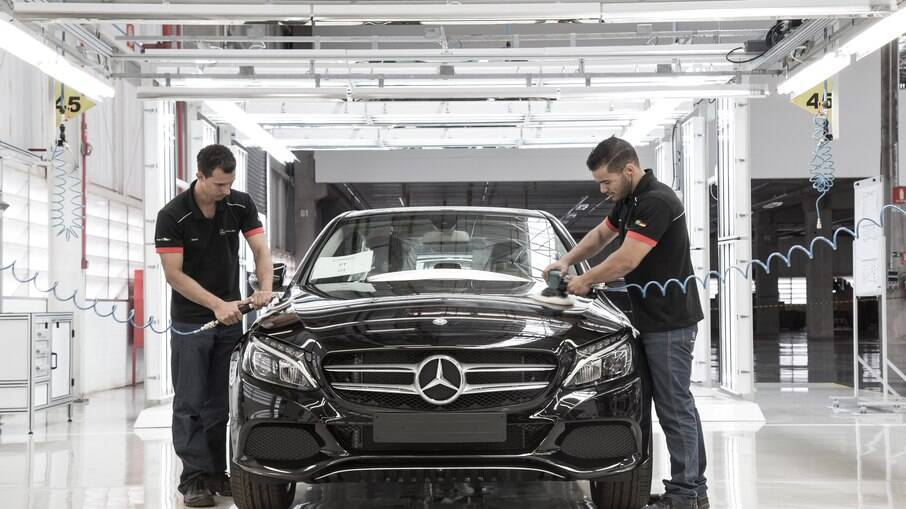 Fábrica Mercedes-Benz de Iracemápolis é vendida para a Great Wall Motors Company