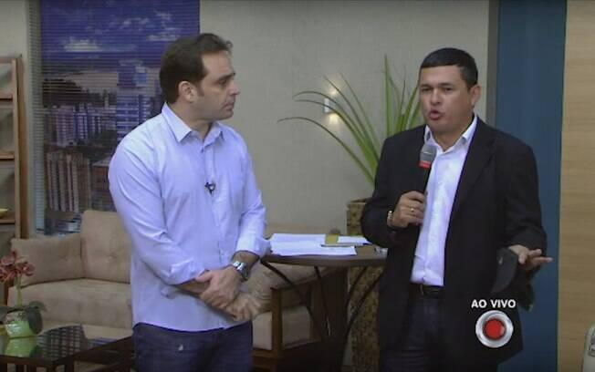 Equipe Rede TV Rondônia é agredida durante reportagem em presídio