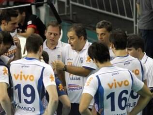 Ricardo Picinin elogia o adversário, que passou por dificuldades financeiras durante a temporada