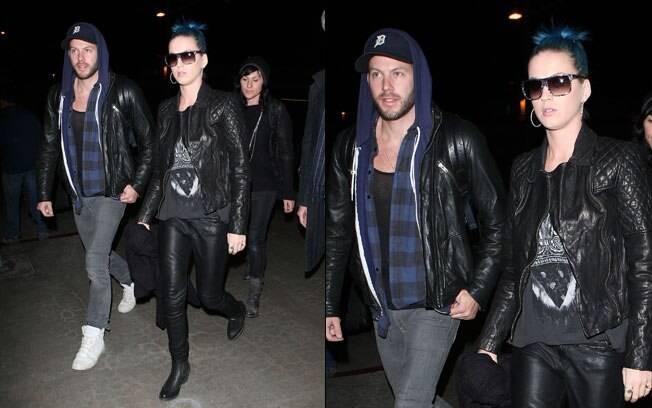 Katy Perry viaja acompanhada a Londres: novo affair?