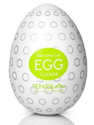 Com formato de ovo, este massageador é uma boa opção para surpreender seu parceiro