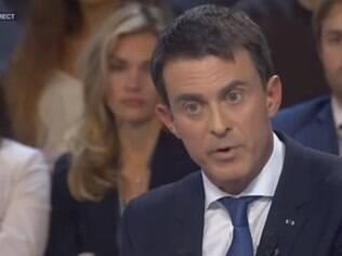 Primeiro-ministro francês reiterou mensagem sobre o risco de colapso do projeto europeu